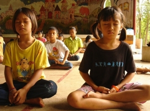 meditatechildren