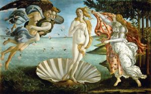 sexuality Birth of Venus