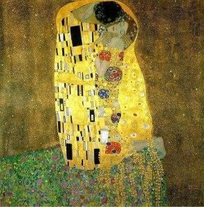 sexuality Klimt kiss