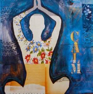 calm yoga peaceful